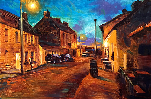 Vincent Crotty Castlegregory Twilight