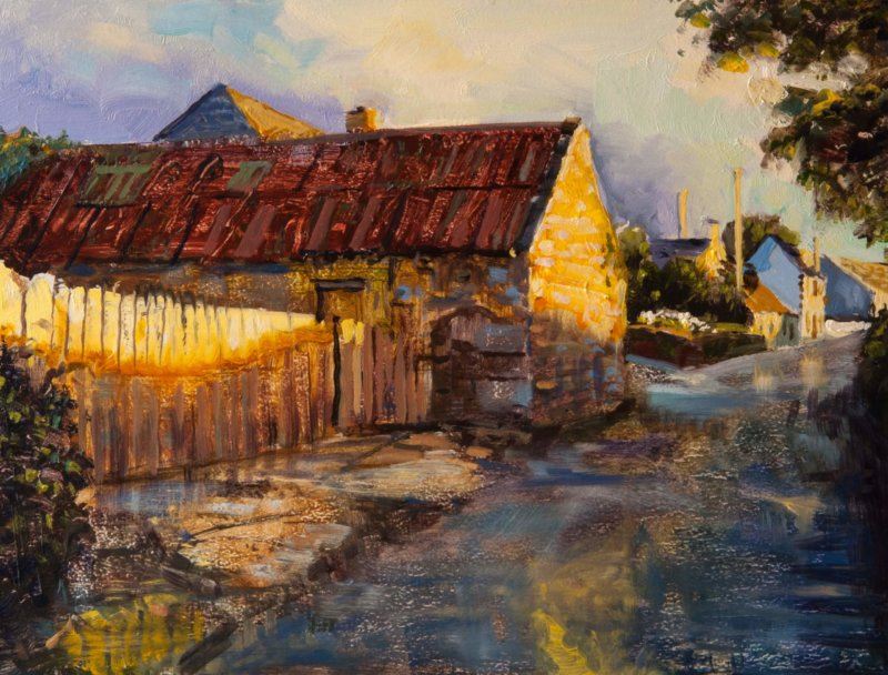 Vincent Crotty County Kerry Street Scene