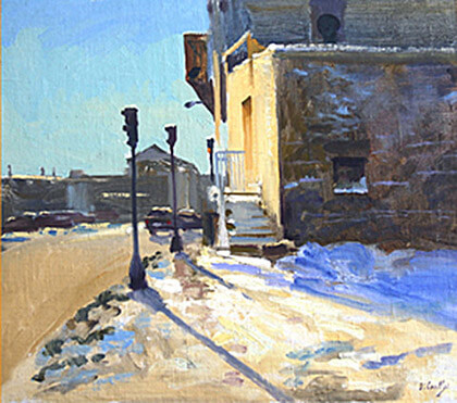Vincent Crotty Dorchester Avenue Steps