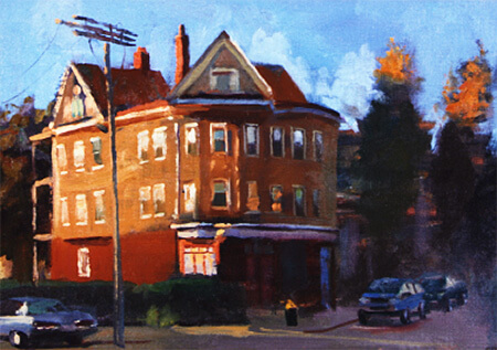 Vincent Crotty Dorchester Avenue