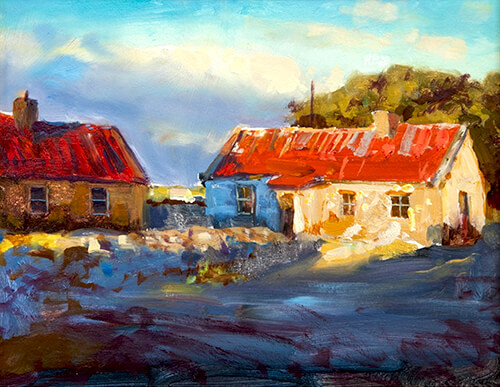 Vincent Crotty Kiskeam Cottages