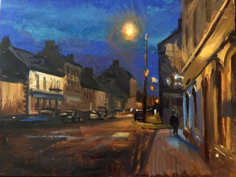 Vincent Crotty Miltown Malbay Nocturne