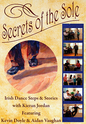 Vincent Crotty Kieran Jordan <br> SECRETS OF THE SOLE