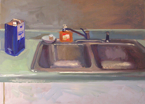 Vincent Crotty Studio Sink